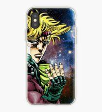 Caesar Zeppeli galaxy iPhone Case