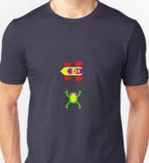Arcade Love - Frogger Unisex T-Shirt