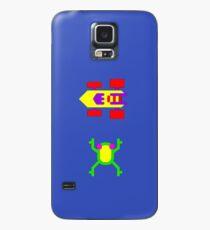 Arcade Love - Frogger Case/Skin for Samsung Galaxy