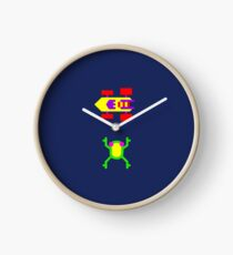 Arcade Love - Frogger Clock