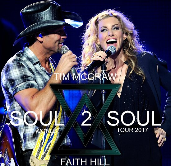 FAITH HILL SOUL 2 SOUL WORLD TOUR 2017