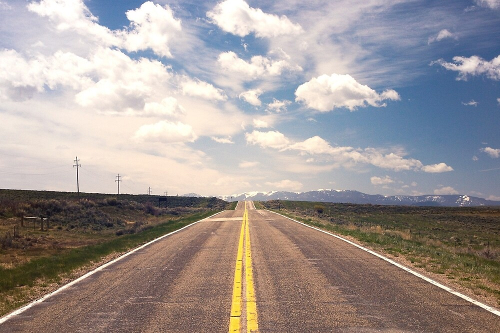 Explore New Roads by thehilljordan