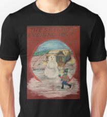 Saturday Evening Post Unisex T-Shirt