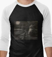 Black and White Windmill T-Shirt
