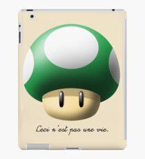 La Trahison des Champignon iPad Case/Skin
