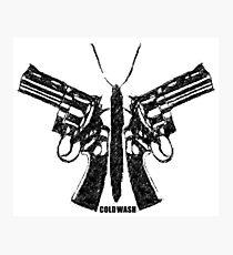 BUTTERFLY GUNS Photographic Print
