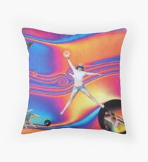 Anything goes Throw Pillow
