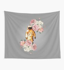 Deja Entendu - Flowers Wall Tapestry