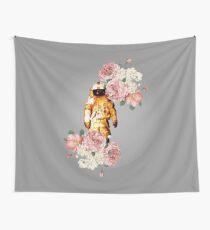 Deja Entendu - Flowers Wall Tapestry