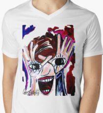 Thirston More  Men's V-Neck T-Shirt