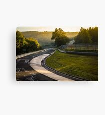 Karussel at Dawn Canvas Print