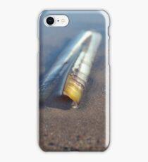 Razor shell iPhone Case/Skin