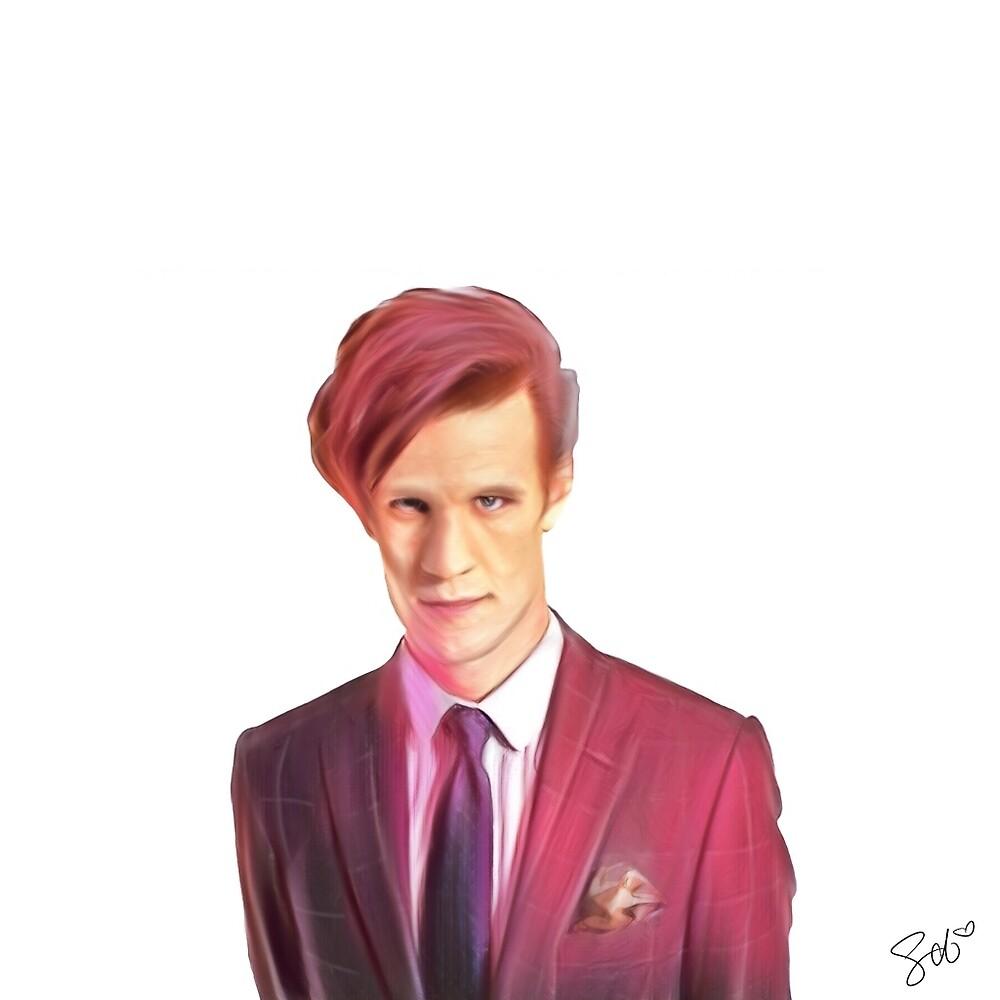 11th Doctor  by sebcolereid