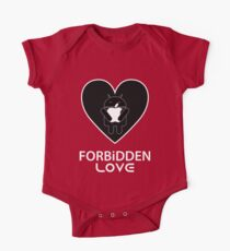 Forbidden Love // Apple & Android Sitting in a Tree One Piece - Short Sleeve