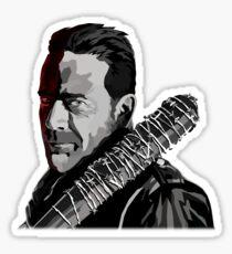 Negan and Lucille Sticker