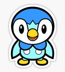 Piplup Sticker Sticker