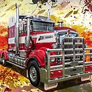 Big Rig by Keith Hawley