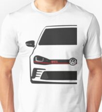 GTI 40 Years Half Cut Unisex T-Shirt