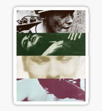 The Smiths Albums Sticker