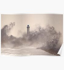 I'll be your lighthouse when you're lost at sea Poster
