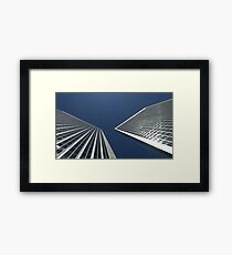 Century Plaza Towers 2 Framed Print