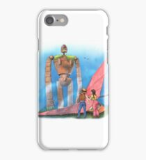 The Gardener - Castle in the Sky iPhone Case/Skin