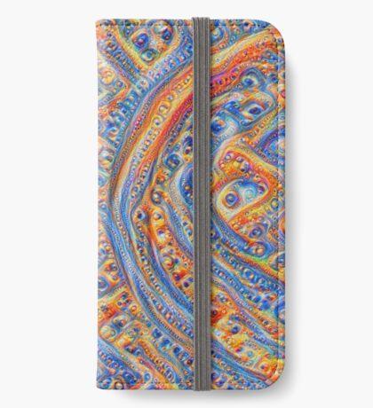 Innominatus #DeepDream iPhone Wallet