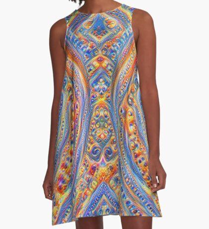 Innominatus #DeepDream A-Line Dress