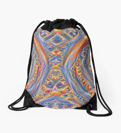 Innominatus #DeepDream Drawstring Bag