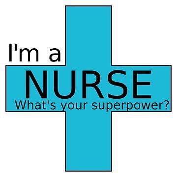 I'm a Nurse by hasseroberto