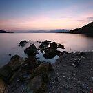 Shores of Loch Linnhe by Roddy Atkinson