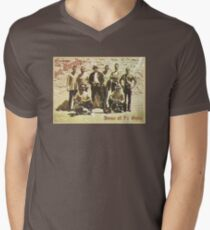 Greetings from San Quentin Men's V-Neck T-Shirt