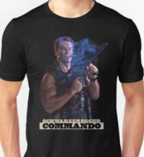 Kommando - John Matrix Slim Fit T-Shirt