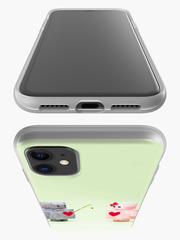 Alternate view of Spring love iPhone Case & Cover
