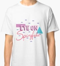Channel 6 Eye on Springfield Classic T-Shirt