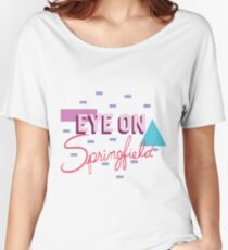 Channel 6 Eye on Springfield Women's Relaxed Fit T-Shirt