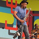 Marcus Miller & Drummer Jazz Expressions by Sandra Gray