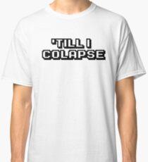 eminiem motivational lyrics gym t shirts Classic T-Shirt