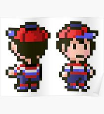 Ness Poster