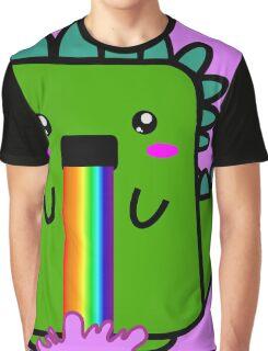 Dinomaru Awesome! Graphic T-Shirt