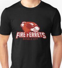 Fire Ferrets Team T-Shirt