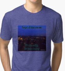 It's a Fantasy Tri-blend T-Shirt