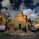Rabat Malta (Katald) by Edwin  Catania