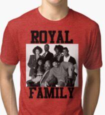 Royal Family of Bel-air Tri-blend T-Shirt