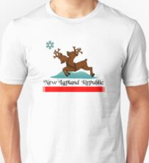 New Lapland Republic Unisex T-Shirt