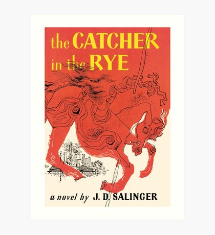 Catcher in the rye and red