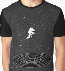 Interstellar - falling in worm hole Graphic T-Shirt