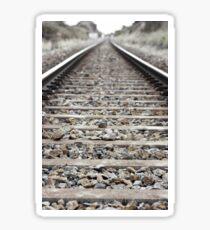 Railroad Blues Sticker