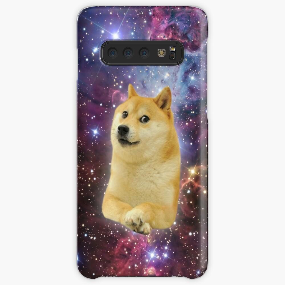 doge space skins Hülle & Klebefolie für Samsung Galaxy
