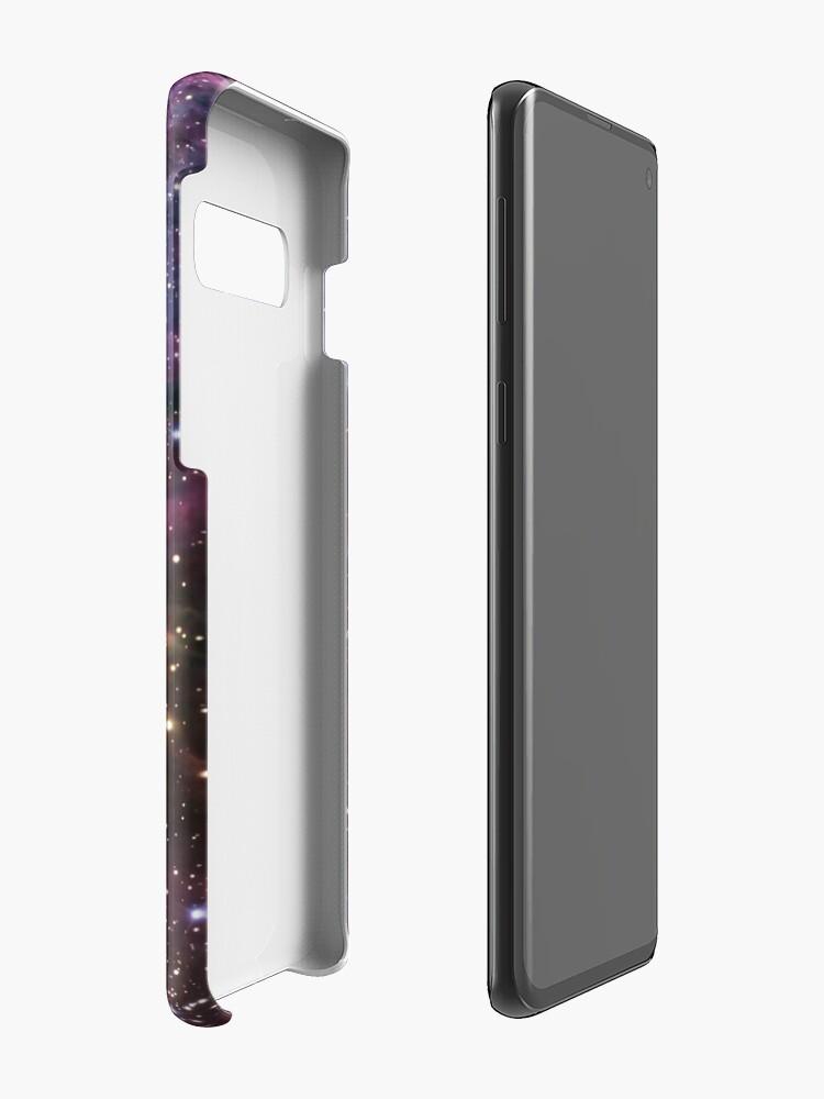 Alternative Ansicht von doge space skins Hülle & Klebefolie für Samsung Galaxy